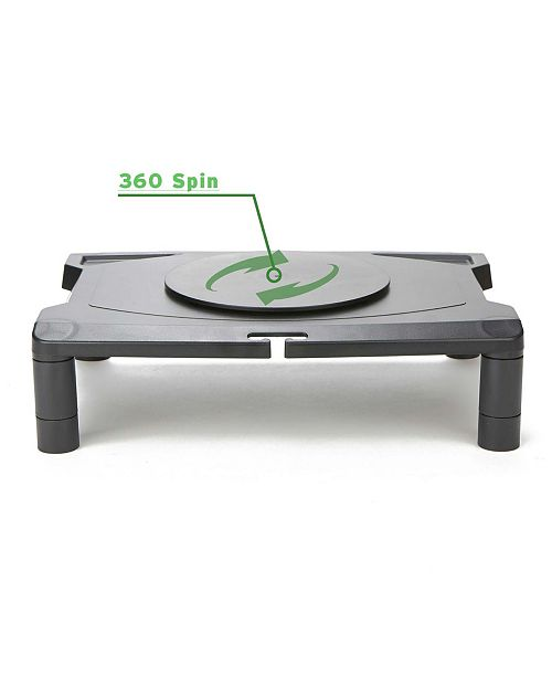 Mind Reader Rotative Monitor Stand
