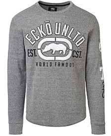 Ecko Unltd Men's Relentless Rhino Thermal Long Sleeve