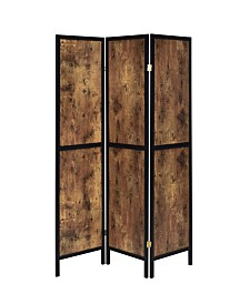 Grants 3-Panel Folding Screen
