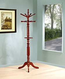Newport Coat Rack with Spinning Top