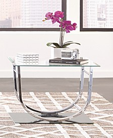 Cornel U-Shaped End Table