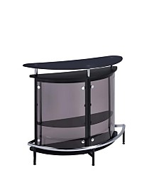 Angelo Bar Unit with Acrylic Front