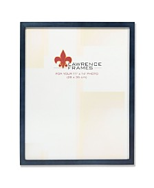 "Lawrence Frames Blue Wood Picture Frame - Gallery Collection - 11"" x 14"""