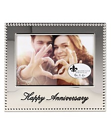 """Lawrence Frames Happy Anniversary Picture Frame - 4"""" x 6"""""""