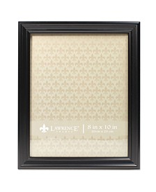 "Classic Detailed Black Picture Frame - 8"" x 10"""