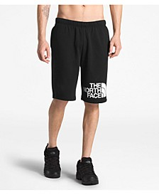 Men's Never Stop Logo Shorts