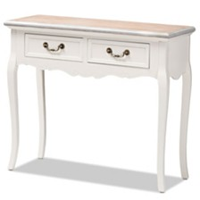 Capucine Console Table, Quick Ship
