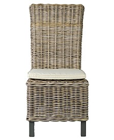 East At Main's Stigler Rattan Dining Chair