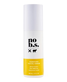 No BS Purifying Facial Toner