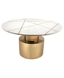 Terzo Marble Cocktail Table