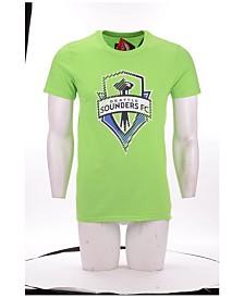 Majestic Men's Seattle Sounders FC Slash and Dash T-Shirt