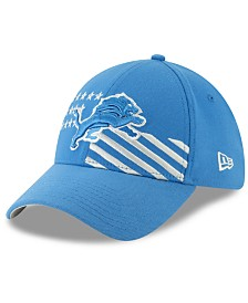 New Era Little Boys Detroit Lions Draft 39THIRTY Stretch Fitted Cap