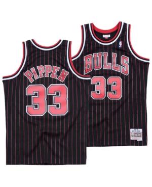 Mitchell & Ness Big Boys Scottie Pippen Chicago Bulls Hardwood Classic Swingman Jersey