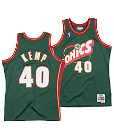 Big Boys Shawn Kemp Seattle SuperSonics Hardwood Classic Swingman Jersey