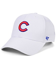 Chicago Cubs White MVP Cap