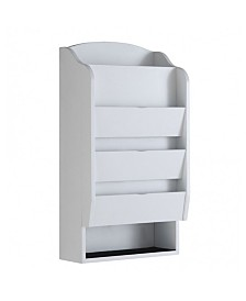 Proman Products Door Entry Organizer with Mail Sorter and Key Holder