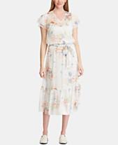 0cacade4b72 Lauren Ralph Lauren Floral-Print Georgette Dress