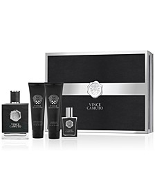 Men's 4-Pc. Vince Camuto Man Eau de Toilette Gift Set