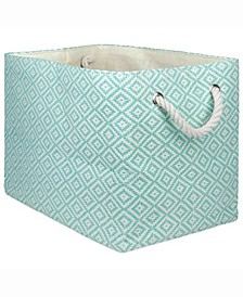 Paper Bin Geo Diamond, Rectangle