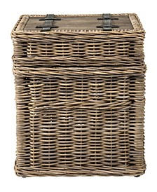 Colwell Rattan Accent Table