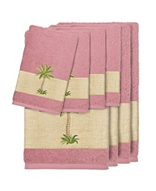 Turkish Cotton Colton 8-Pc. Embellished Towel Set