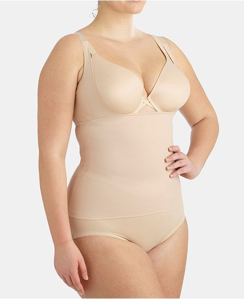 cf6302281 ... Miraclesuit Plus Size Flexible Fit Wear Your Own Bra Camisole 2933 ...