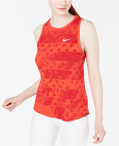 Nike Printed Tank Top