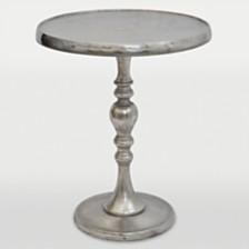 Romina Side Table, Quick Ship