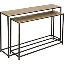 Ledford Console Tables (Set of 2), Quick Ship