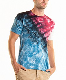 Men's South Sea Splash Tie Dye Tee