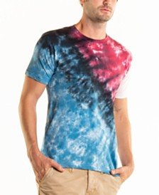 Original Paperbacks Men's South Sea Splash Tie Dye Tee