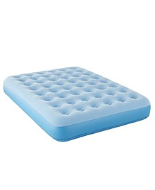 "Queen Size 10"" Sleep Express Air Bed Mattress with External Pump"