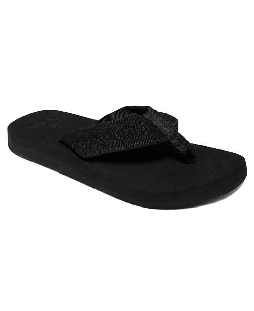 8e2b1fd0a REEF Sandy Thong Sandals   Reviews - Sandals   Flip Flops - Shoes ...