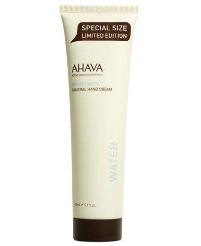 Ahava Mineral Hand Cream, 5.1 oz - Limited Edition Size