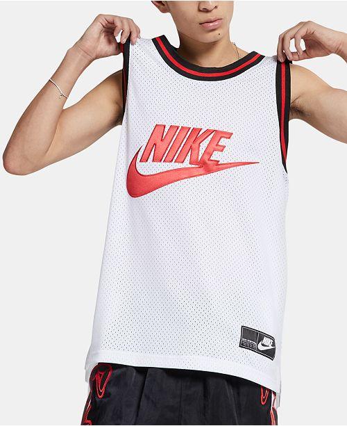 Nike Sportswear Men's Mesh Logo Tank Top