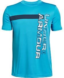 Under Armour Big Boys Word Mark Graphic T-Shirt