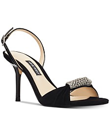 Nine West Women's Ondrea Evening Sandals