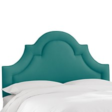 Whim Collection Salena King Arched Headboard, Quick Ship, Created for Macy's