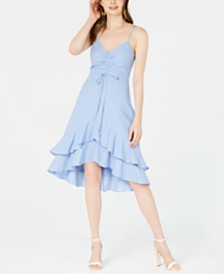 Lucy Paris Ruth Gathered Dress