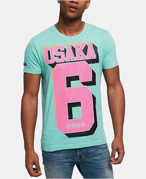 Superdry Men's Osaka 3D Graphic T-Shirt