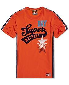 Men's Podium Textured Logo Graphic T-Shirt