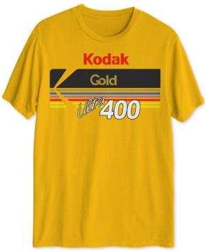 Kodak Gold Ultra 400 Men's Graphic T-Shirt