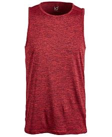 ID Ideology Men's Mesh Tank Top, Created for Macy's