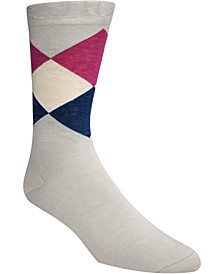 Men's Diamond Crew Socks