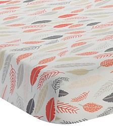 Lambs & Ivy Family Tree 100% Cotton Baby Fitted Crib Sheet