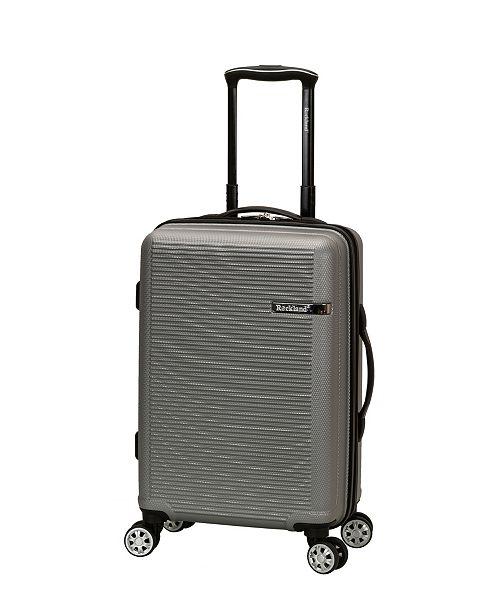 3da5e479748a Skyline 3 Piece ABS Non-Expandable Luggage Set
