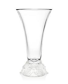 "Godinger Ceska Bella Rose 14"" Vase"