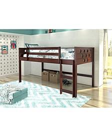 Twin Circles Low Loft Bed
