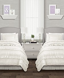 Belle 3-Pc. Twin XL Comforter Set
