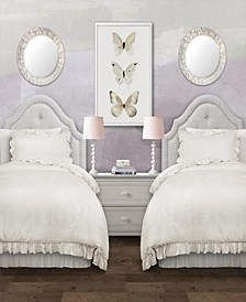 Reyna 2Pc Twin XL Comforter Set